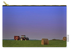 Lovettsville Va Farm Carry-all Pouch by Kevin Blackburn