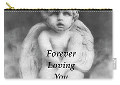 Loving Angel  Carry-all Pouch