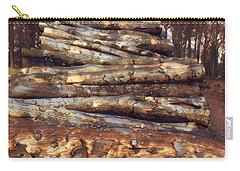 Loving The Forest  Carry-all Pouch by Colette V Hera Guggenheim