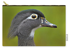 Carry-all Pouch featuring the photograph Low Key by Tony Beck