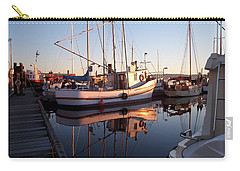 Low Light Powell River  Carry-all Pouch