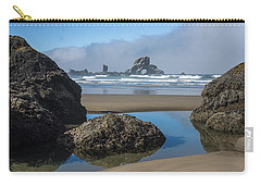 Low Tide At Ecola Carry-all Pouch