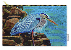 Low Tide Fisherman Carry-all Pouch