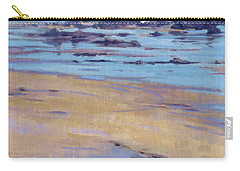 Low Tide / Crystal Cove Carry-all Pouch