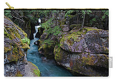 Lower Avalanche Creek Carry-all Pouch