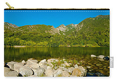 Lower Bells Canyon Reservoir Carry-all Pouch by Dan Miller