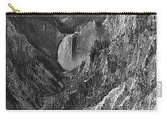 Lower Falls Carry-all Pouch by Sheila Ping