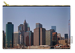 Lower Manhattan Nyc #2 Carry-all Pouch