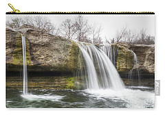 Lower Mckinney Falls Carry-all Pouch