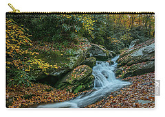 Lower Upper Creek Falls Carry-all Pouch