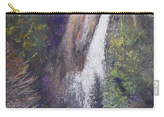 Lower Yosemite Falls Carry-all Pouch