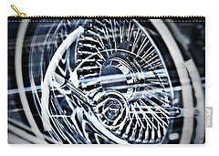 Lowrider Wheel Illusions 1 Carry-all Pouch