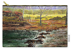 Lowwater Crossing  Carry-all Pouch