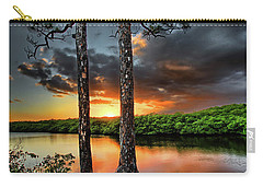 Loxachatchee Sunset Carry-all Pouch