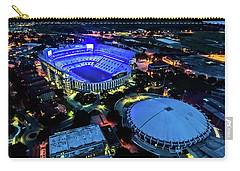 Lsu Tiger Stadium Supports Law Enforcement Carry-all Pouch