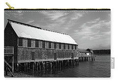 Lubec, Maine Carry-all Pouch by Trace Kittrell