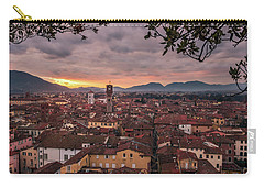 Lucca In Tuscany Carry-all Pouch