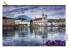 Lucerne In Switzerland  Carry-all Pouch