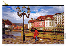 Lucerne Spring Carry-all Pouch