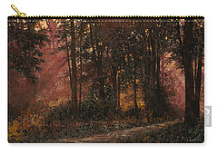 Luci Nel Bosco Carry-all Pouch