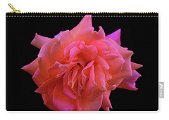 Carry-all Pouch featuring the photograph Lucinda by Mark Blauhoefer