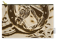 Lucky Cowboys Charm Carry-all Pouch