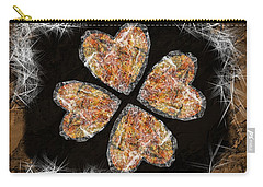 Lucky In Love Carry-all Pouch