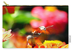 Lucky Shot Carry-all Pouch by Ana Maria Edulescu
