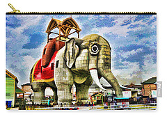 Lucy The Elephant 2 Carry-all Pouch