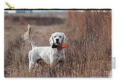 Carry-all Pouch featuring the photograph Luke - D010076 by Daniel Dempster