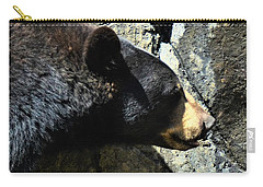 Lumbering Bear Carry-all Pouch