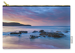 Luminescent Sunrise Seascape Carry-all Pouch