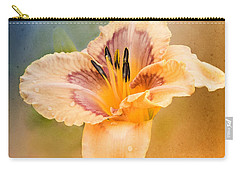Carry-all Pouch featuring the photograph Luminosity by Betty LaRue