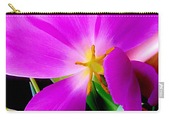 Luminous Tulips Carry-all Pouch