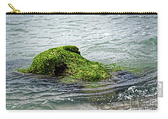Lumot Moss Seal Carry-all Pouch by Paul Mashburn