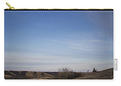 Lumsden Moon Rising Carry-all Pouch by Ellery Russell