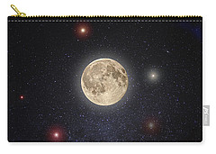 Luna Lux Carry-all Pouch