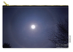 Lunar Corona Carry-all Pouch by Sue Stefanowicz