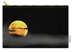 Lunar Mist Carry-all Pouch by Marion Cullen