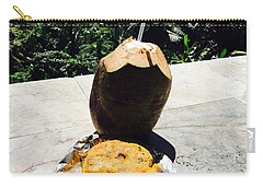 Lunch At El Yunque Carry-all Pouch by The Art of Alice Terrill