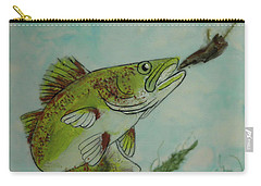 Lunch Carry-all Pouch by Terry Honstead
