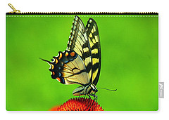Carry-all Pouch featuring the photograph Lunchtime by Byron Varvarigos
