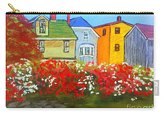 Lunenburg Roses Carry-all Pouch