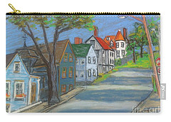Lunenburg Street Scene Carry-all Pouch