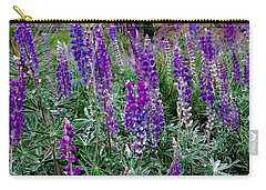 Lupines Stand Proud Carry-all Pouch