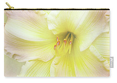 Luxurious Lily Carry-all Pouch