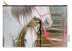 Lvha_ Digital Art Painting #1 Carry-all Pouch