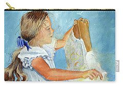 Lydia's 9th Birthday Carry-all Pouch
