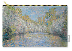 Claude Monet Carry-all Pouches