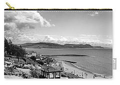Lyme Regis And Lyme Bay, Dorset Carry-all Pouch by John Edwards
